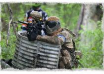 best woodsball gun