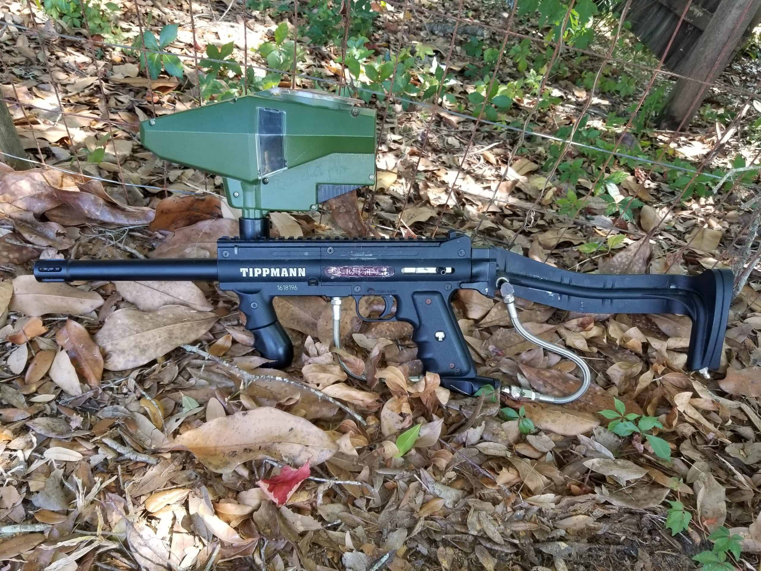 Tippmann 98 Custom Review