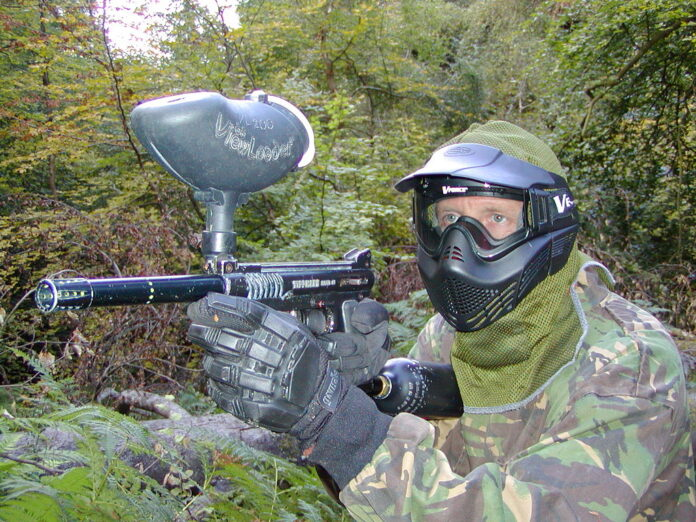 how to protect neck in paintball