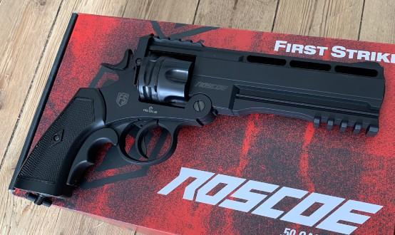 Roscoe revolver