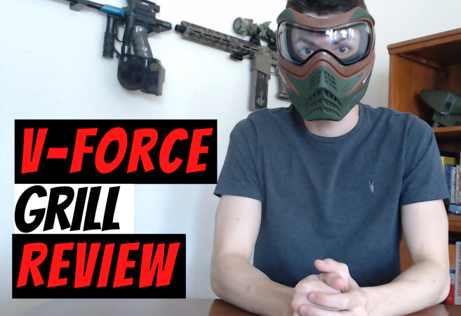 V-Force Grill Review