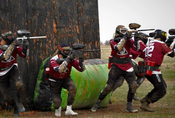 how to find a paintball team to join