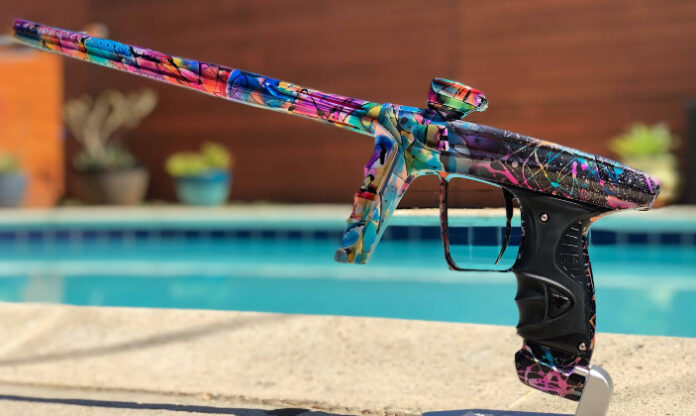 paintball anodizing